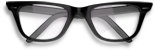 Slider element (glasses )